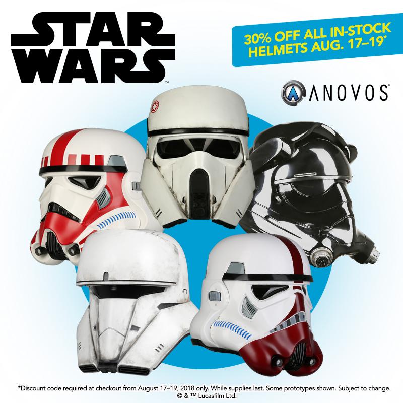 ANOVOS casque reduction