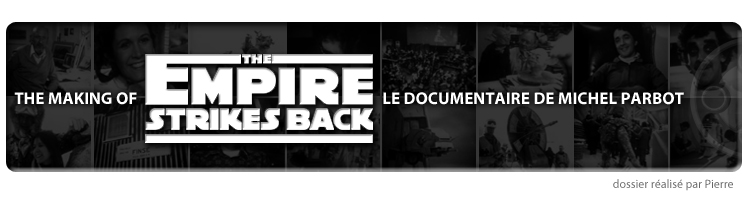 Michel Parbot The Empire Strike Back Secret Documentary