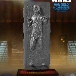 Gentle Giant Han Solo Carbonite Collector Gallery Statue