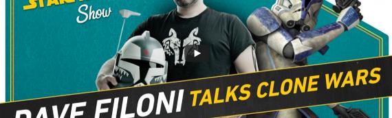 The Star Wars Show – Avec Dave Filoni en Guest