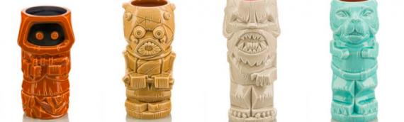 TIKIS – Star Wars Mugs de nouveaux models