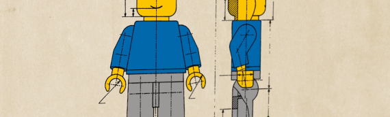 LEGO – Aujourd'hui on fête les 40 ans de la Mini-Figurines