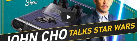 The Star Was Show – John Cho de Star Trek nous parle de Star Wars