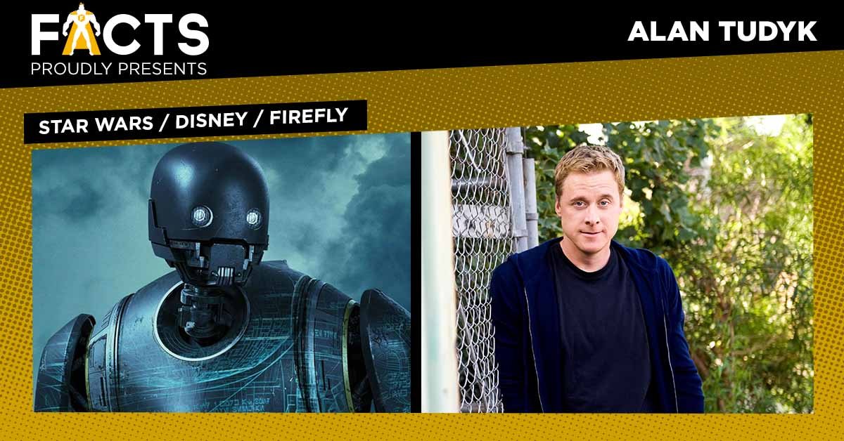 FACTS alan Tudyk Star Wars Acteurs
