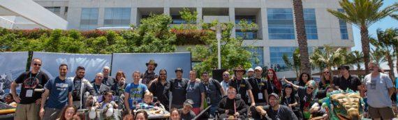 Magic Wheelchair – Des Fauteuils roulant à la sauce Star Wars au SDCC