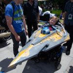 Magic Wheelchair Star Wars SDCC
