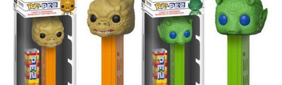Funko POP & PEZ – Des distributeurs de bonbons Star Wars