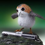 Gentle Giant Porg Bookend Set