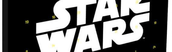 Zavvi- Calendrier de l'avant avec des Coins Star Wars