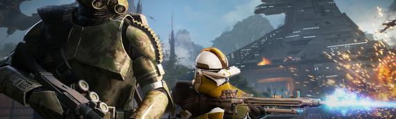 Star Wars Battlefront II – Mise à jour spéciale Clone Trooper Elite Corp