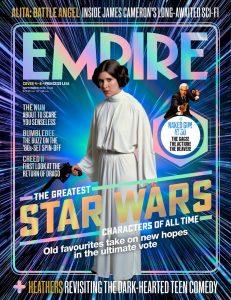 Empire Magazine Septembre
