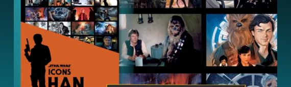 [BEAU LIVRE] Star Wars Icons: Han Solo