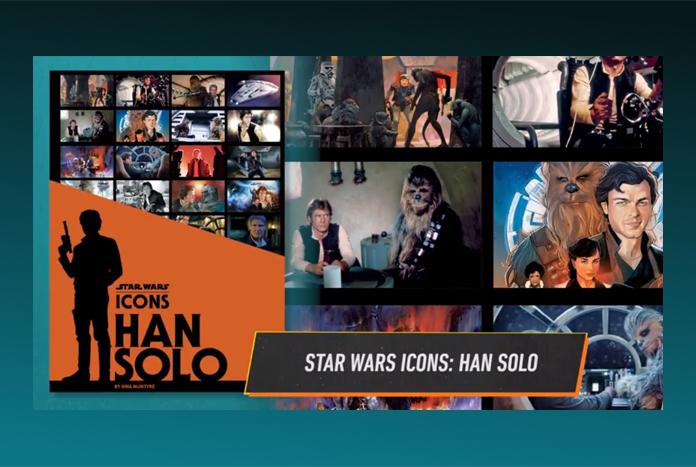 livre Star Wars icon Han Solo