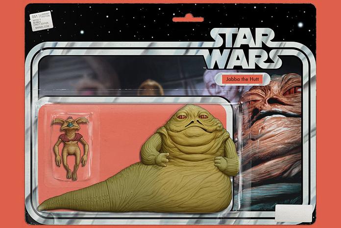Marvel Jabba cover