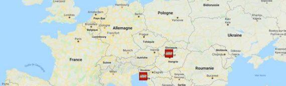 LEGO – Le shop@home disponible dans 5 nouveaux pays Européens