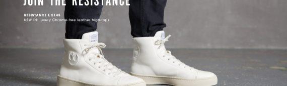 PO-ZU : Nouvelle Star Wars Sneakers