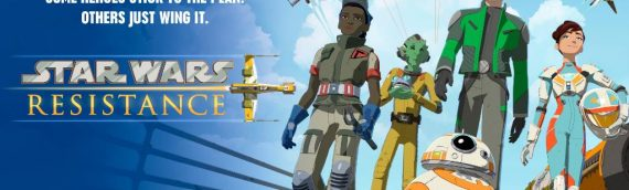 Star Wars Resistance – Rendez-vous le 13 octobre sur Disney XD France