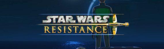 Star Wars Resistance – Les 3 derniers épisodes courts sont disponibles