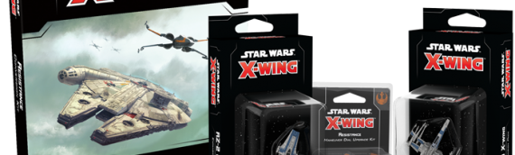 X-Wing Miniature 2.0 – Spark of Rebellion