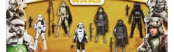 HASBRO – Imperial Trooper Multipack Target Exclusive