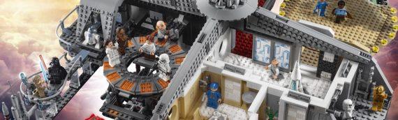 LEGO Star Wars 75222Betrayal at Cloud City