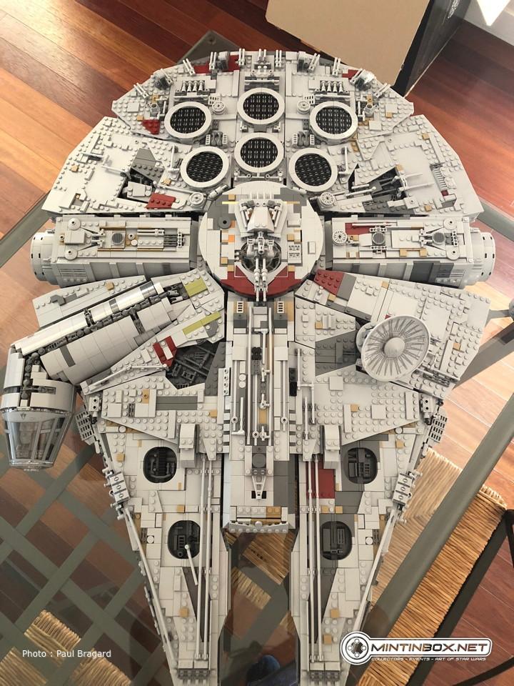 Mintinbox Review LEGO Millenium Falcon UCS