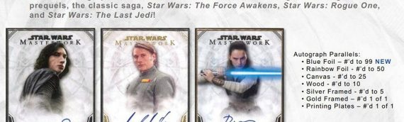 Topps – Star Wars MasterWork 2018