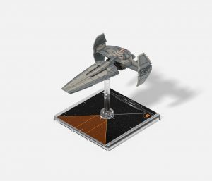 X-Wing Miniature The CLone Wars