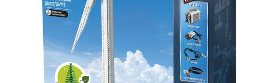 """LEGO – L'éolienne """"Vestas"""" Creator Expert"""