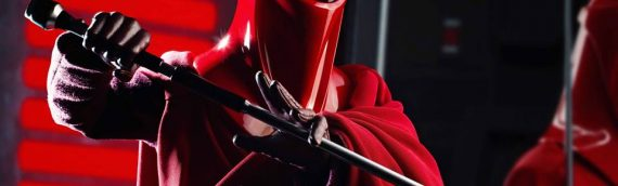 Hot Toys –  Royal Guard Sixth Scale Figure en version de production