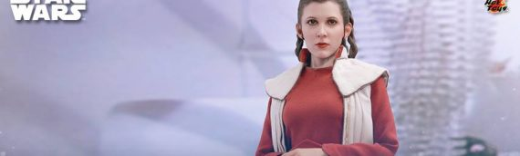 HOT TOYS – Leia Bespin Sixth Scale Figure