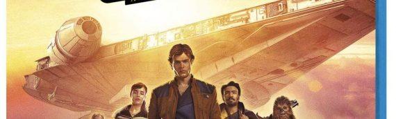 SOLO – A Star Wars Story est disponible en DVD et Bluray