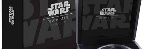 New Zealand Mint – Death Star Silver Coin