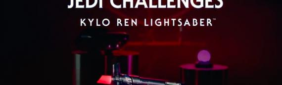 Star Wars: Jedi Challenges –  Kylo Ren Lightsaber Expenssion