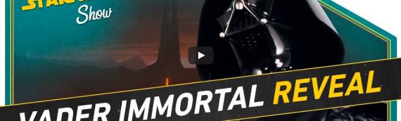 The Star Wars Show – Rencontre avec le cast de Star Wars Resistance et Vader Immortal
