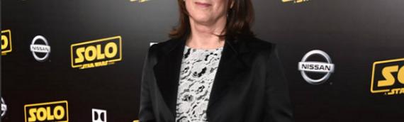 Kathleen Kennedy reconduite à la tête de Lucasfilm pour 3 ans