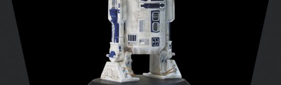 ATTAKUS : R2-D2 The Force Awakens Elite Collection