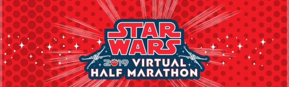 DisneyRun – Star Wars Virtual Half Marathon 2019