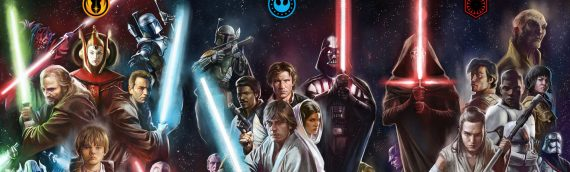 MARVEL – The Age of Star Wars