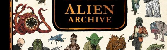 Star Wars Alien Archives : A guide to the species of the galaxy