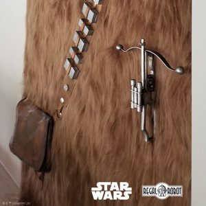 Regal Robot Chewbacca porte