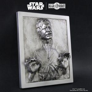 Regal Robot Han Solo California