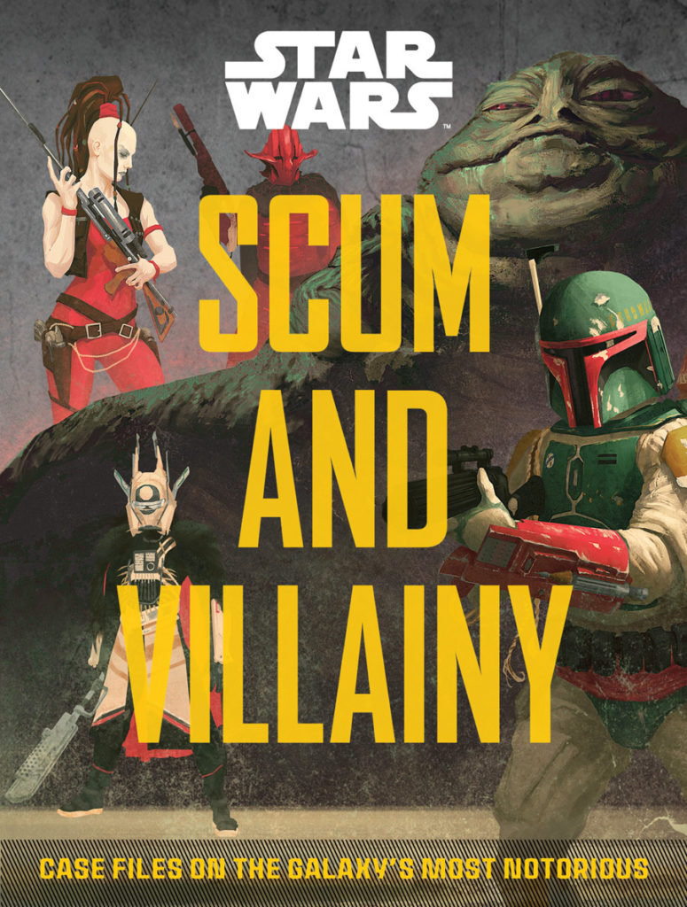 Star Wars Scum and Villainy Pablo Hidalgo