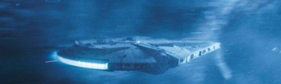 ILM – Behind The Scene : Le Faucon Millenium de Lando