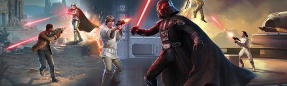 Star Wars Rivals Annulé