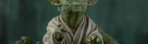 Iron Studios – Yoda 1:4 Scale Legacy Replica