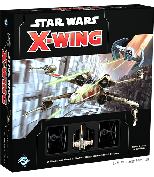 X Wing Miniature 2.0 disponible