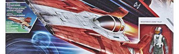 Hasbro – Le A-Wing de la Resistance