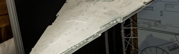 eFX Collectibles – Des nouvelles du Star Destroyer Studio Scale Replica