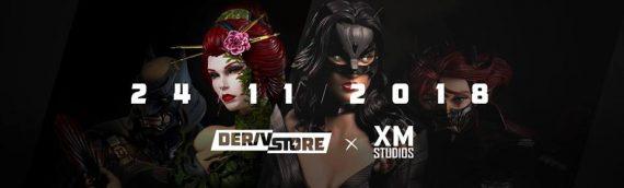 Partenaire – Une journée porte ouverte XM Studios chez DERIV'STORE